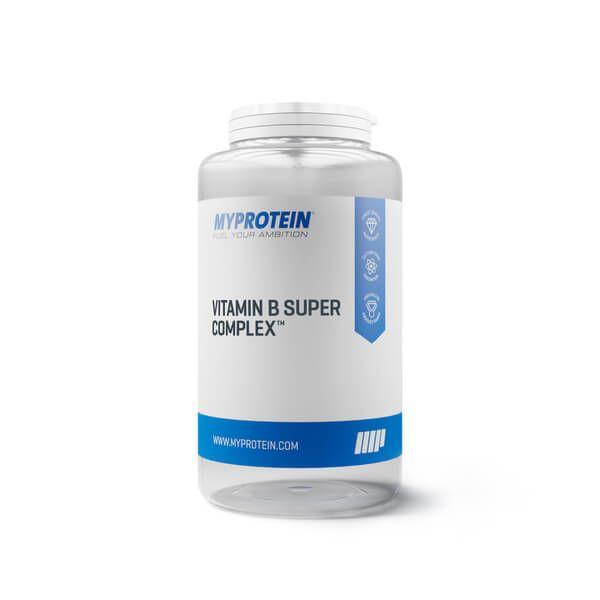 Vitamin B Super Complex (60 Tabletten)