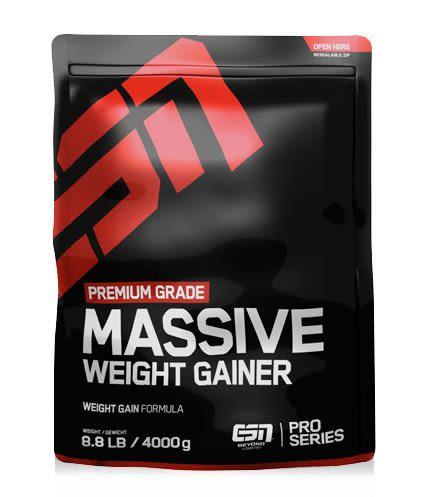 Massive Weight Gainer - 4000g - Vanilla Ice Cream