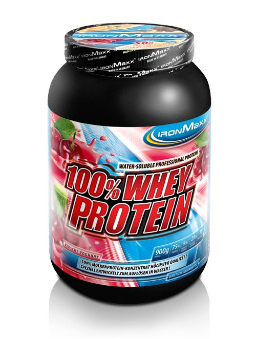 100% Whey Protein - 900g - Ananas