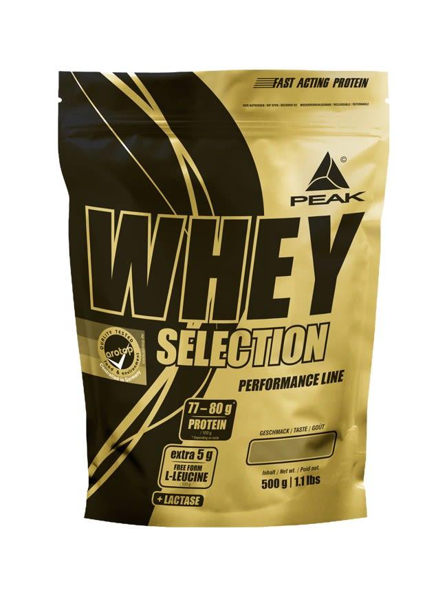 Whey Selection - 500g - Chocolate
