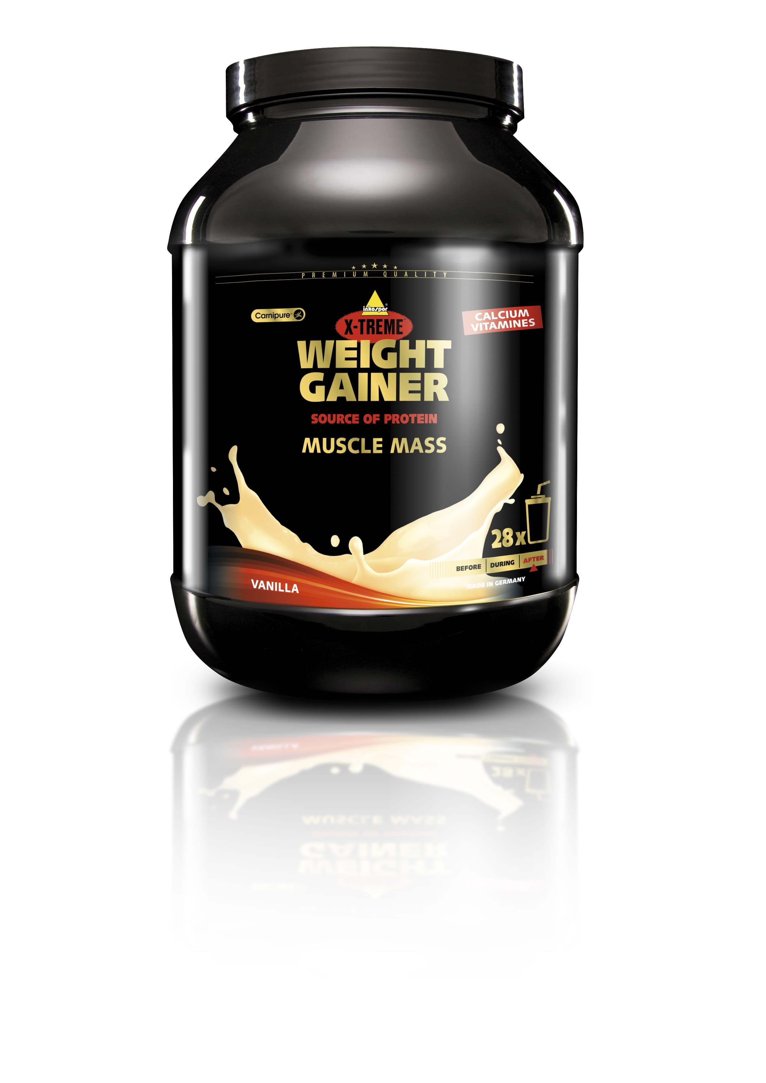 X-TREME Weight Gainer - 2800g - Schokolade