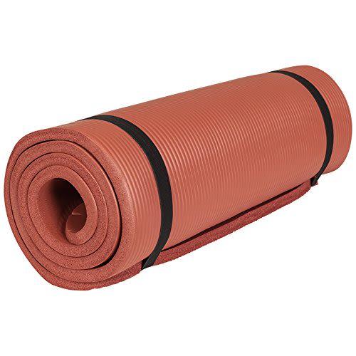 Yoga Matte - 190cm x 60cm x 1,5cm - Lila