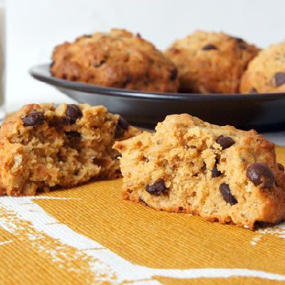 Superfood Chia-Erdnuss-Cookies