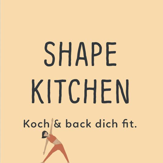 Zur Kategorie Shape Kitchen - Koch & back dich fit