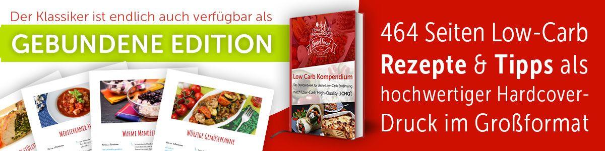 Das große Low Carb Kompendium Buch