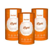 3 x Xucker light europ. Erythrit (3x1000g)
