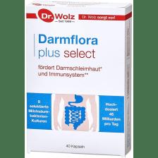Darmflora plus select (40 Kapseln)