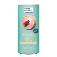 Shape Kitchen Protein Backmischung Vanille Himbeere Pancakes (600g)