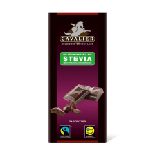 Stevia Schokolade bitter (85g)
