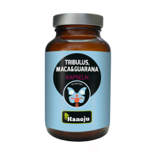 Tribulus 200 mg +Maca 200 mg +Guarana 100 mg (90 Kapseln)