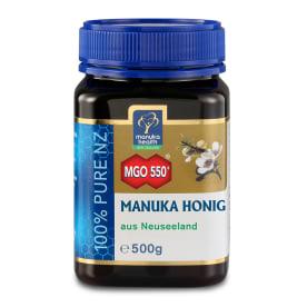 Manuka Honig MGO 550+ (500g)
