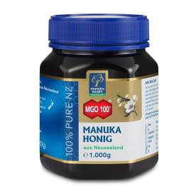 Manuka Honig MGO 100 + (1000g)