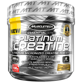 Essential Series Platinum 100% Creatine (400g)