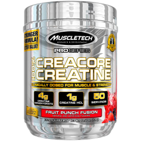 Pro Series CreaCore Fruit Punch Fusion (326g)