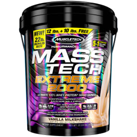Performance Series Mass Tech Extreme 2000 (9979g)