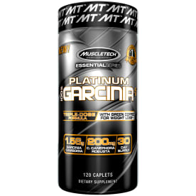 Essential Series Platinum 100% Garcinia Plus (120 Kapseln)