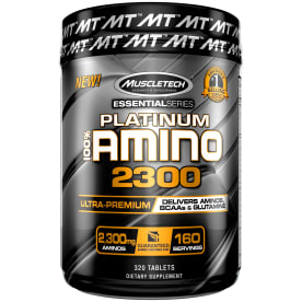 Essential Series Platinum 100% Amino 2300 (320 Tabletten)