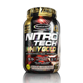Performance Series Nitro Tech 100% Whey Gold Strawberry (1134g)