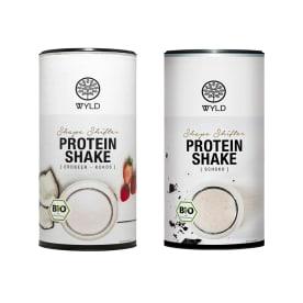 """Bio Protein Shape Shifter """"Schokolade"""" + """"Erdbeer-Kokos"""" (2x450g)"""