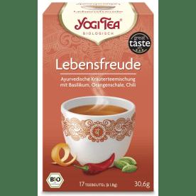 Yogi Tee Lebensfreude bio (17 Beutel)