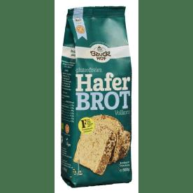 Haferbrot Backmischung Vollkorn glutenfrei bio (500g)