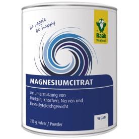 Magnesiumcitrat Pulver (200g)
