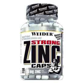 Zinc Strong Caps (120 caps)