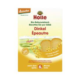 鸿乐有机斯比尔托小麦干面包 6个月起 200g  Bio-Babyzwieback Dinkel, nach dem 6. Monat (200g)