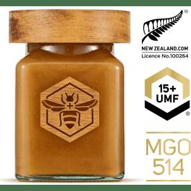 Manuka South® Manuka Honig MGO 514 / UMF 15 (250g)
