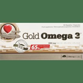 Gold Omega 3 65% (60 capsules)