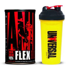 Animal Flex (44 Packs) + Animal Shaker Yellow