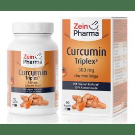 Curcumin-Triplex³ 500mg (90 Kapseln)