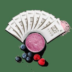 Diet Starter Pack inkl. Shaker (9x32g)