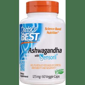 Ashwagandha met Sensoril (60 capsules)