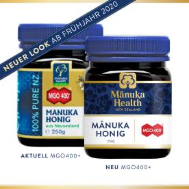 Manuka Honig MGO 400+ (250g)