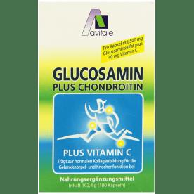 Glucosamin Kapseln 500mg (180 Kapseln)