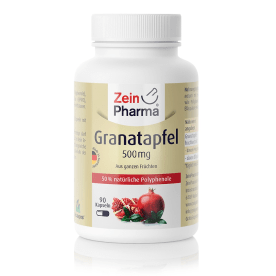 Granatapfel 500mg (90 Kapseln)