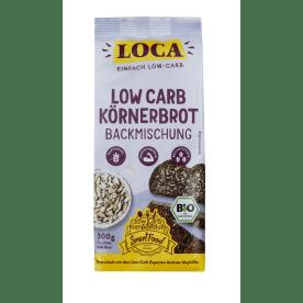 Bio Low Carb Körnerbrot Backmischung (300g)