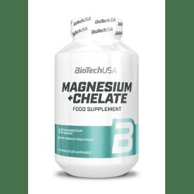 Magnesium + chelatie (60 capsules)