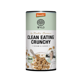 "Demeter Clean Eating Crunchy Sesam & Kokos ""by Nadia Damaso"" (300g)"