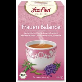 Yogi Tee Frauen Balance bio (17 Beutel)