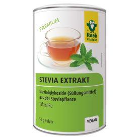 Stevia Tafelsüße (50g)