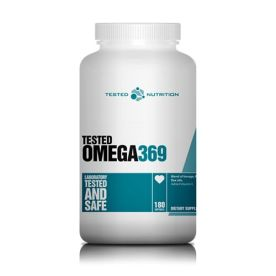 Tested Omega 3-6-9 (180 caps)