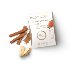 Diet Porridge Oatmeal Apple & Cinnamon (12x32g)