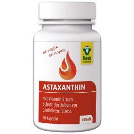 Astaxanthin (60 Kapseln)
