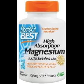 High Absorption Magnesium (240 Tabletten)