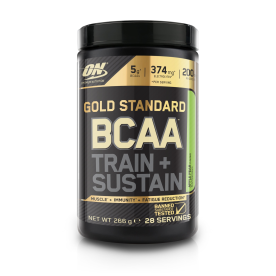 Gold Standard BCAA Train&Sustain (266g)