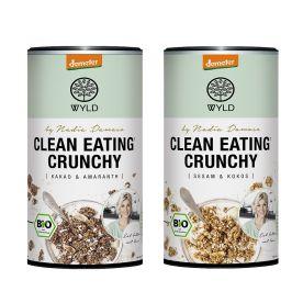 "Clean Eating Crunchy Müslis im Doppelpack ""by Nadia Damaso"""