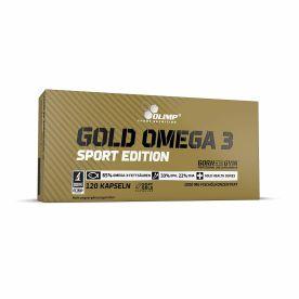 Gold Omega 3 Sport Edition (120 Stück)