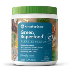Green Superfood Alkalize & Detox (240g)